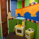 childrens play room at dental office