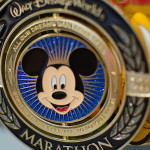 Walk Disney World Marathon medal