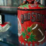 image of OSU cookie jar